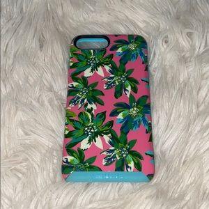 vera bradley iphone 8plus phone case